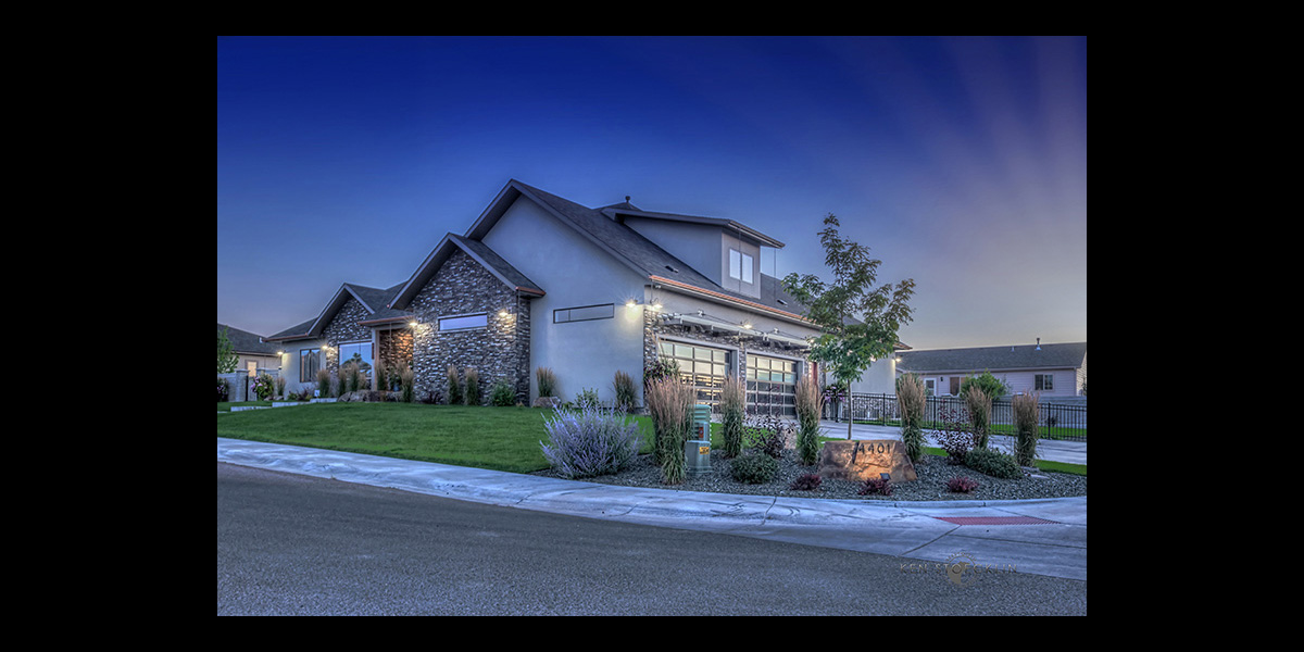 The Andromeda by Mountain View Builders